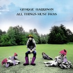 All Things Must Pass album cover by George Harrison